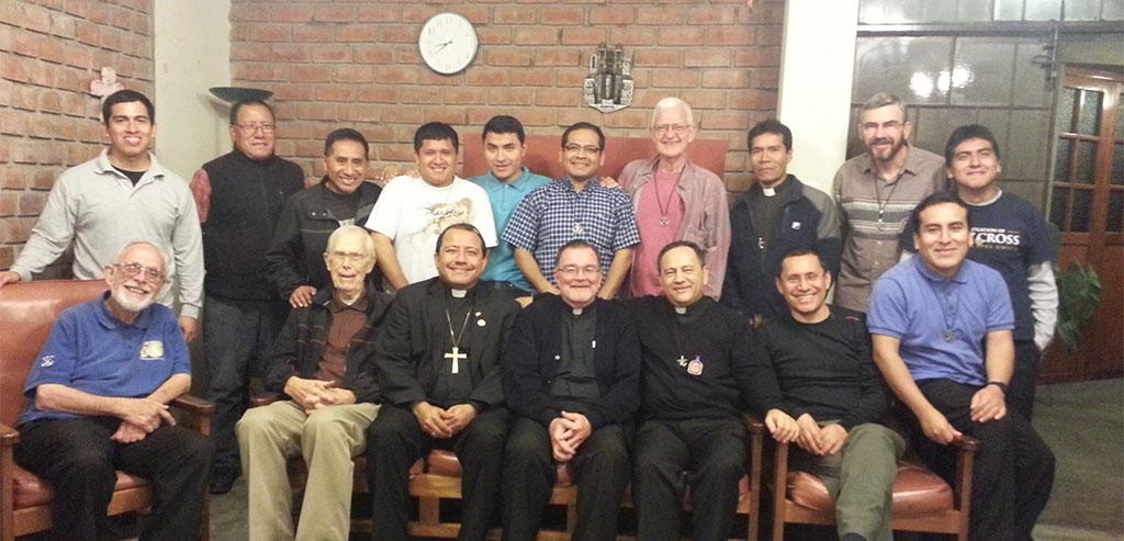 Sacerdotes y Hermanos de la Congregación de Santa Cruz
